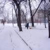 Парк Матросова. 14 декабря 2013 г.